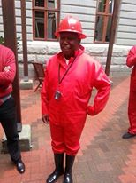 Malema takes Oath in parliament3