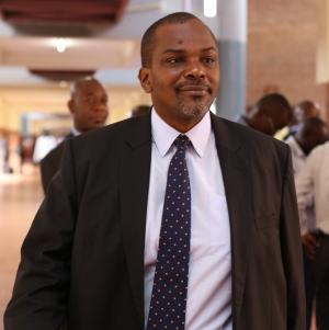 Mutembo Nchito at Court